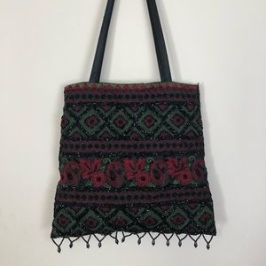 Handbags - Vintage beaded purse